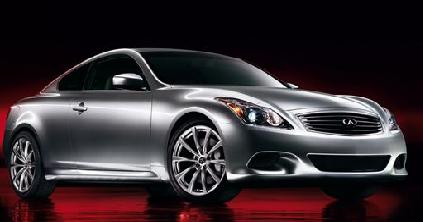 G37 Sedan, G37 Convertible and G37x Coupe