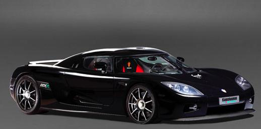 Koenigsegg CCX and CCXR Limited Editions