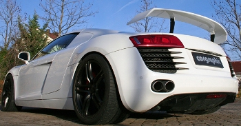 Airlift system to Audi R8