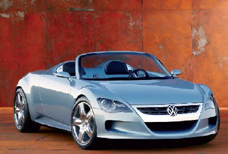 Volkswagen new sports car