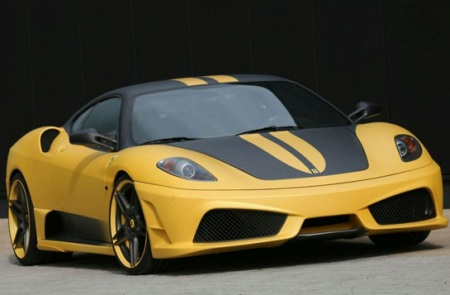 Ferrari 430 Scuderia to 747hp